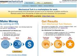 Getting Paid to Write: A Mechanical Turk Review