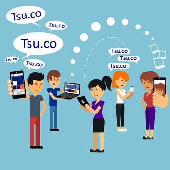 Tsu.co – Get Paid For Posting At This Facebook Alternative